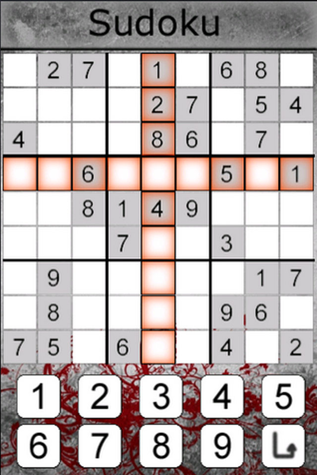 Screenshot !Sudoku!