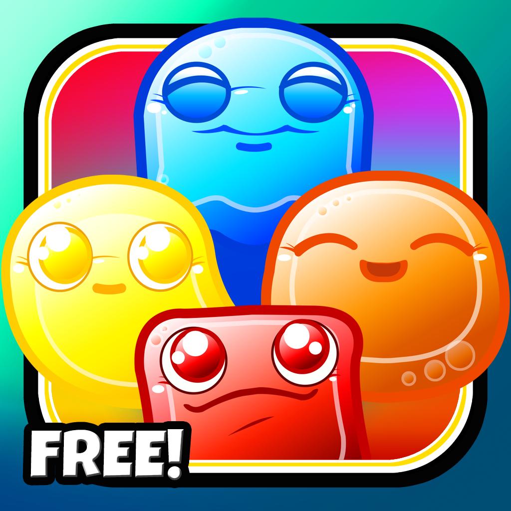 cute candy swipe jelly world saga free sweet yummy gummy bear